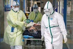 Hơn 1.700 chuyên gia y tế Trung Quốc đã bị nhiễm Covid-19