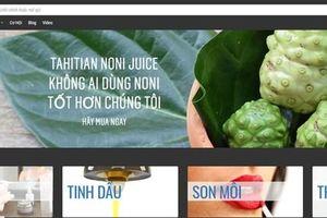 Rút giấy phép Công ty Morinda Việt Nam do vi phạm kinh doanh đa cấp