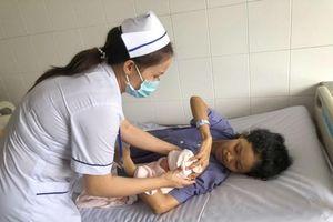 Cứu sống sản phụ bị tim nặng trong 15 phút