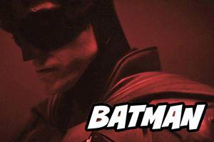 Bộ giáp Batman của Robert Pattinson chính thức được hé lộ