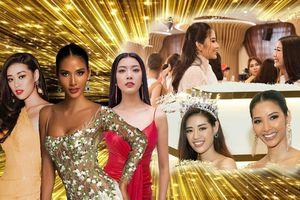 Hoàng Thùy khen ngợi Thúy Vân bản lĩnh, bày chiêu cho Khánh Vân 'chiếm spotlight' tại Miss Universe 2020