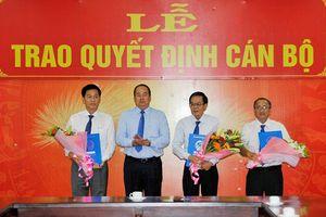Tuyên Quang, Hà Nam, An Giang có nhân sự, lãnh đạo mới