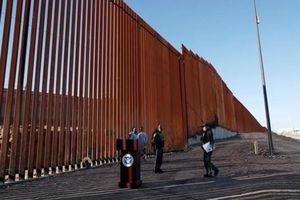 Mỹ gia hạn tình trạng khẩn cấp ở biên giới phía Nam với Mexico