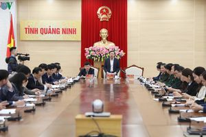 Quảng Ninh đảm bảo kiểm soát chặt chẽ tại các khu cách ly