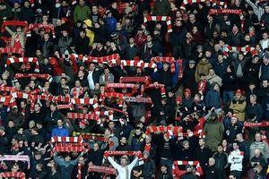 MU dẫn đầu bóng đá Anh về số lượng khán giả đến sân