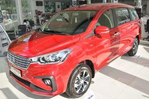 Suzuki Ertiga 2020 cập bến đại lý - nhiều thay đổi, giá tăng nhẹ