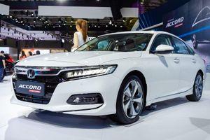 Honda Accord 2020 ra mắt Malaysia, động cơ mạnh hơn tại VN