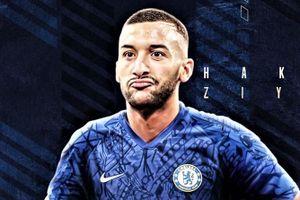 Hakim Ziyech và những bom tấn chuyển nhượng của Chelsea