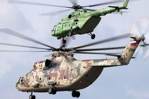 Mexico 'chê' máy bay trực thăng Nga