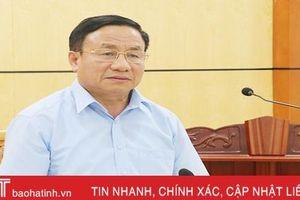Bí thư Tỉnh ủy: Báo cáo chính trị phải rút ra bài học kinh nghiệm quý cho nhiệm kỳ mới