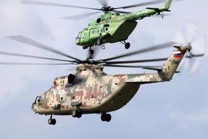 Bị Mỹ dọa, Mexico quyết định không mua trực thăng chiến đấu Nga