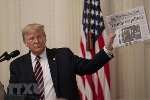 Tổng thống Mỹ Donald Trump và cơ hội tái đắc cử rộng mở