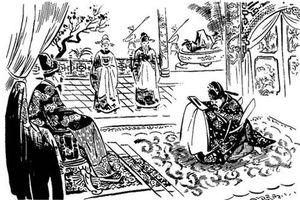 Bãi chiến sớ thời vua Trần Duệ Tông