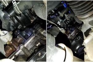 Các xe Ford trang bị động cơ 2.0 Bi-turbo đều gặp lỗi rò rỉ dầu ở cổ hút Turbo và mặt cam động cơ?