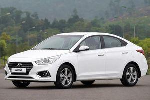 Phân khúc sedan hạng B tháng 1/2020: Hyundai Accent lên ngôi, Toyota Vios bị đánh bật