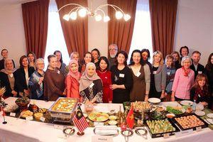 Đại sứ quán các nước ASEAN phối hợp quảng bá văn hóa tại Ukraine