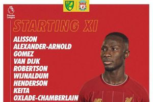 Norwich 0-0 Liverpool: Chamberlain tích cực dứt điểm