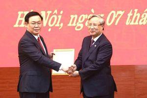 Trợ lý tân Bí thư Thành ủy Hà Nội Vương Đình Huệ là ai?