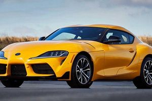 Ra mắt 'xe dân chơi' Toyota Supra 2021 đông cơ 255 mã lực