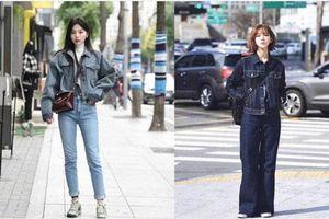 Thấy gì qua phong cách thời trang hot đường phố Hàn Quốc 2020?