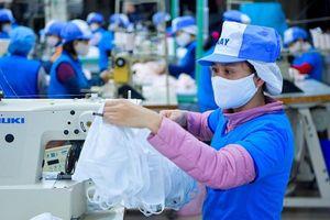 Đến hết tháng 2, dự kiến Vinatex sẽ cung cấp 6 triệu khẩu trang vải kháng khuẩn