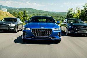 Vượt mặt Lexus, Genesis là thương hiệu xe đáng tin cậy nhất 2020