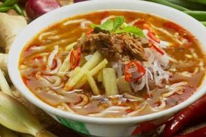 Món ăn đường phố Kuala Lumpur kính chào quý khách!