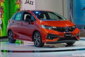 Honda Jazz 2020: Xe đô thị nhỏ gọn, khả năng vận hành ưu việt