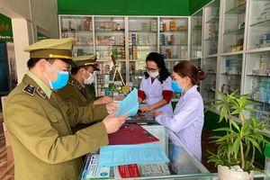 Quản lý thị trường xử phạt 12 cơ sở kinh doanh, sản xuất thiết bị y tế gần 30 triệu đồng
