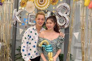 Từ ngày có con trai đầu lòng, vợ chồng Đăng Khôi không Valentine riêng tư