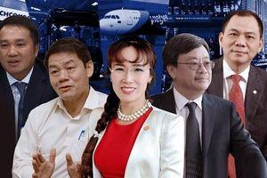 4 tỷ phú Việt Nam rớt hạng, ông chủ Masan ra khỏi danh sách tỷ phú USD