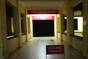 Thanh niên ở Hà Tĩnh chủ động xin cách ly khi trở về từ Vĩnh Phúc