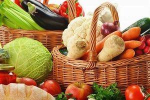 Chuyên gia bày cách chọn thực phẩm an toàn và chế độ ăn hợp lý trong mùa dịch