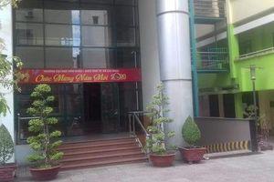 Trường ĐH Sân khấu Điện ảnh TP.HCM tiếp tục cho sinh viên nghỉ học để phòng dịch Covid-19