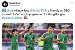 Iraq hủy giao hữu, tuyển Việt Nam tìm 'quân xanh' ở V-League