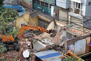 Hoàn tất công tác giải phóng mặt bằng dự án xây dựng trường THPT Khương Đình