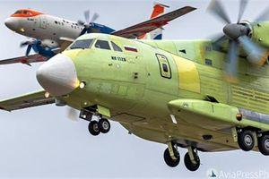 Il-112, vận tải cơ thay thế An-26 đã cất cánh