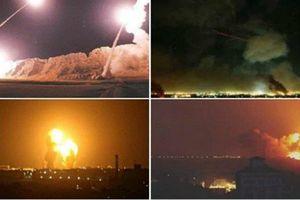 Iran tự vệ khi tấn công căn cứ Mỹ tại Iraq