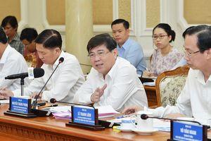 Chủ tịch UBND TPHCM Nguyễn Thành Phong: Xác lập rõ trách nhiệm để đẩy nhanh dự án đầu tư