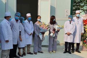 Bệnh nhân nhiễm Covid-19 nói 'xin lỗi' khi xuất viện