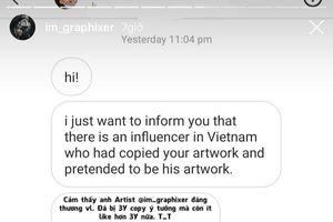 Denis Đặng lại bị 1 nghệ sĩ nước ngoài tố đạo ý tưởng: GĐ sáng tạo..thật vô dụng