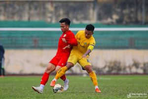 Tân binh Hồng Lĩnh Hà Tĩnh tiếp tục mượn sân Vinh làm sân nhà tại V.League 2020