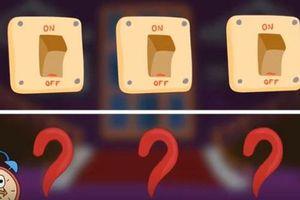 CLIP: Những câu đố 'hại não' làm người có IQ trên 200 cũng 'chào thua'