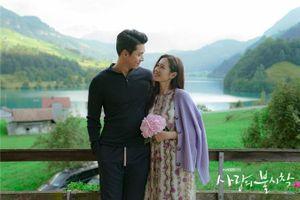 Hyun Bin và Son Ye Jin tình bể tình trong loạt ảnh hậu trường