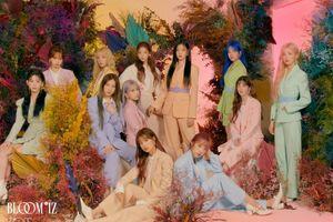 Bloom*Iz của IZ*ONE phá vỡ kỷ lục album bán chạy nhất trong ngày trên bảng xếp hạng Hanteo