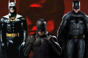 Cùng điểm lại tất cả những bộ trang phục của Batman từ trước đến nay