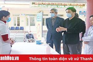 Các bệnh viện tuyến huyện chủ động phòng chống dịch bệnh COVID-19