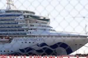 Thêm 88 ca nhiễm mới, nâng số người nhiễm nCoV trên du thuyền lên 542