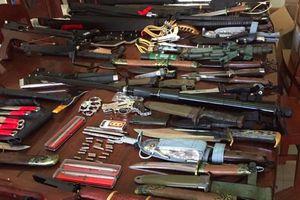 TP.HCM yêu cầu siết chặt quản lý vũ khí, thuốc nổ