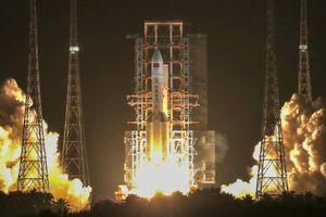 Trung Quốc chuẩn bị phóng vệ tinh bí ẩn lên quỹ đạo